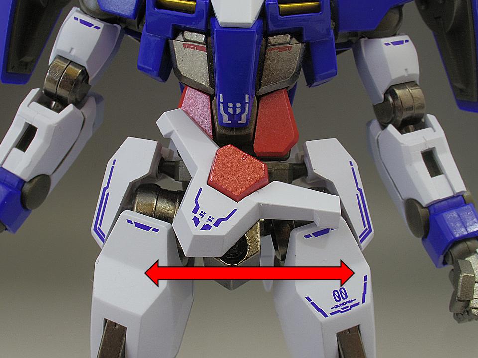 METAL ROBOT魂 ダブルオー ザンライザー17