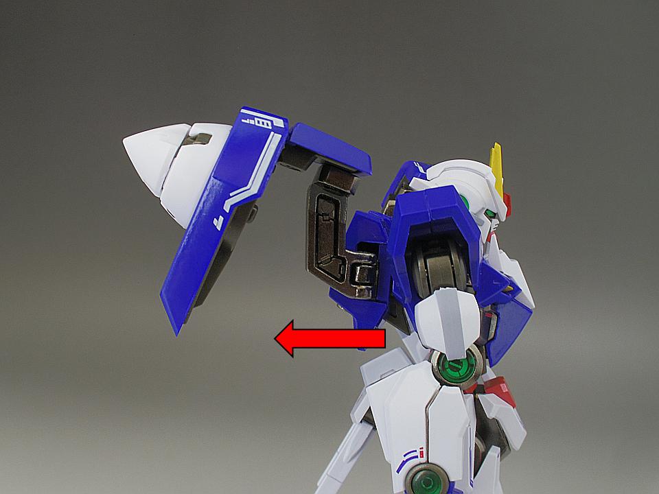 METAL ROBOT魂 ダブルオー ザンライザー31