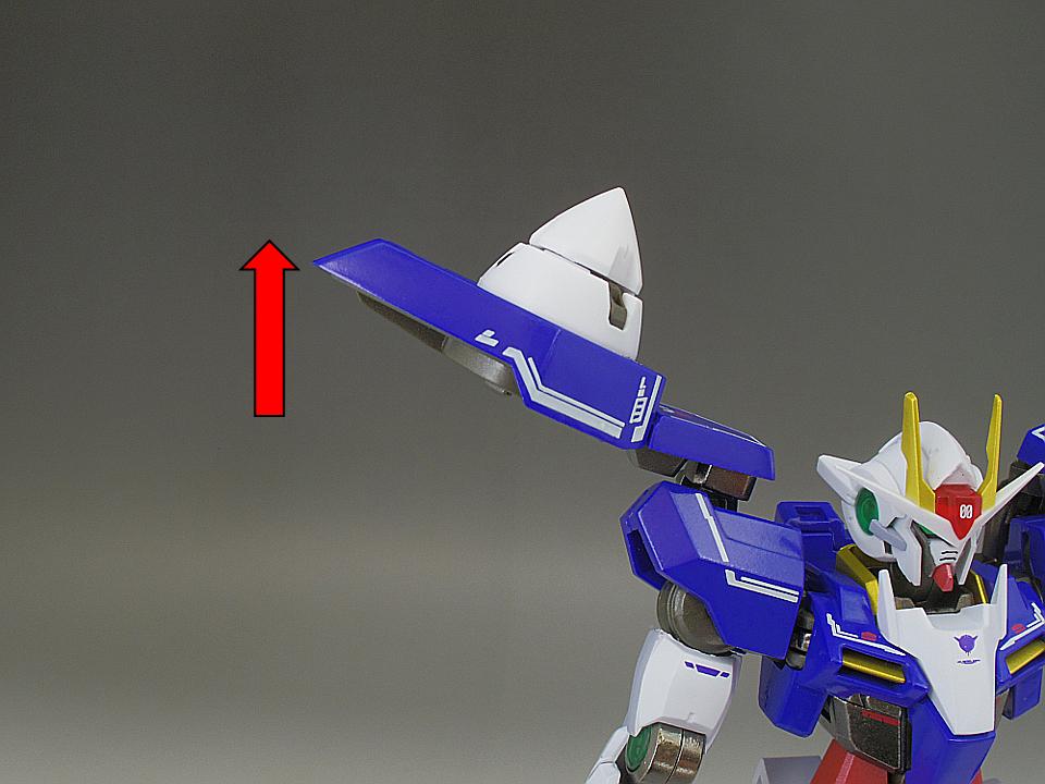 METAL ROBOT魂 ダブルオー ザンライザー33