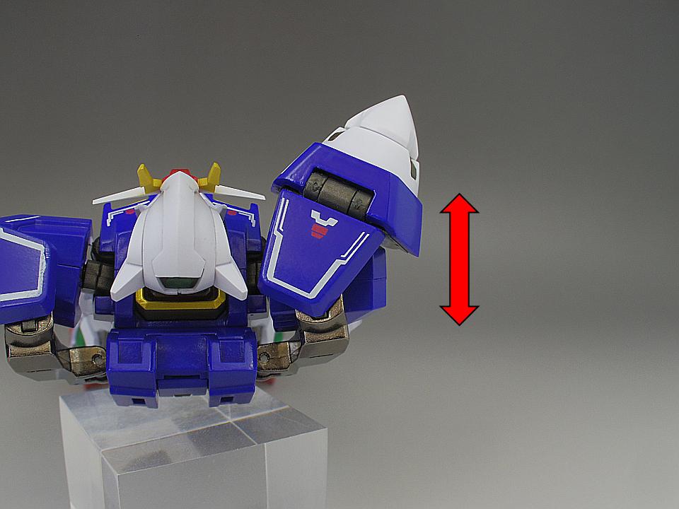 METAL ROBOT魂 ダブルオー ザンライザー34