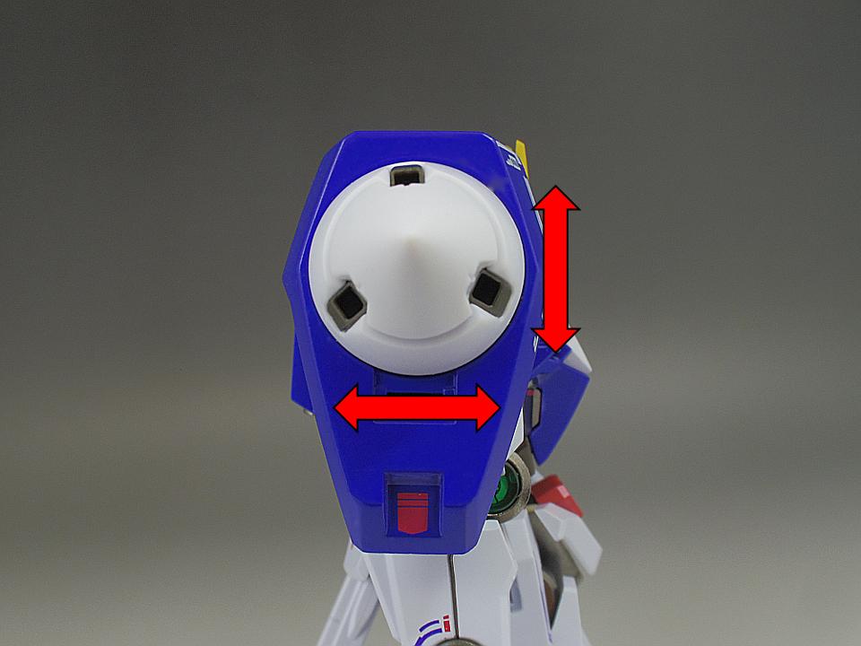 METAL ROBOT魂 ダブルオー ザンライザー36