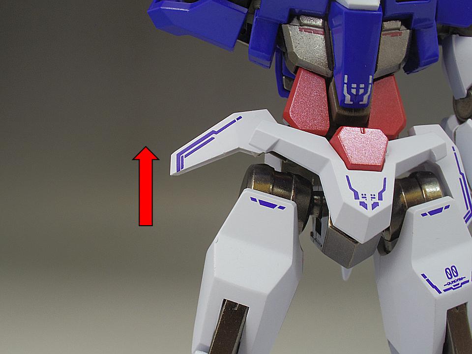 METAL ROBOT魂 ダブルオー ザンライザー27