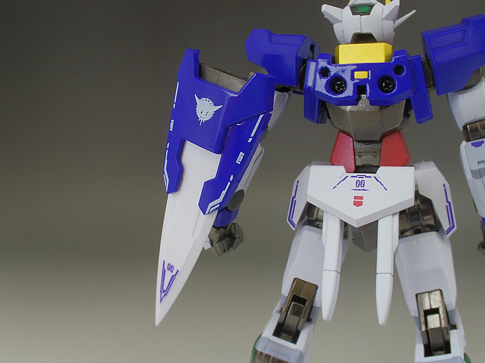 METAL ROBOT魂 ダブルオー ザンライザー54
