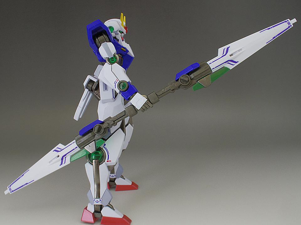 METAL ROBOT魂 ダブルオー ザンライザー60