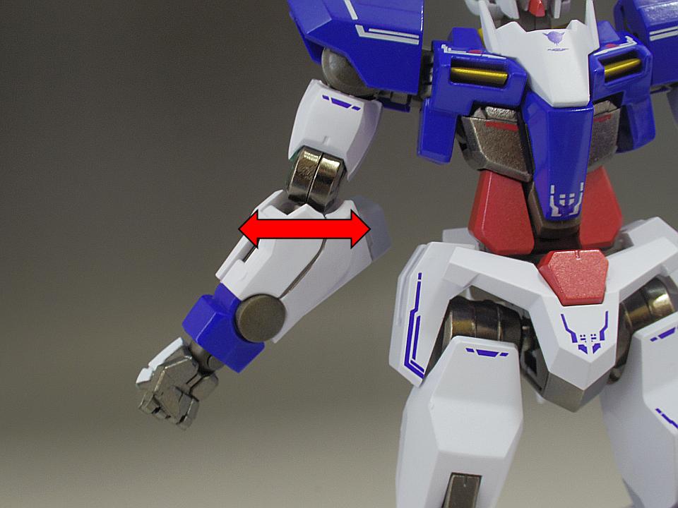METAL ROBOT魂 ダブルオー ザンライザー45