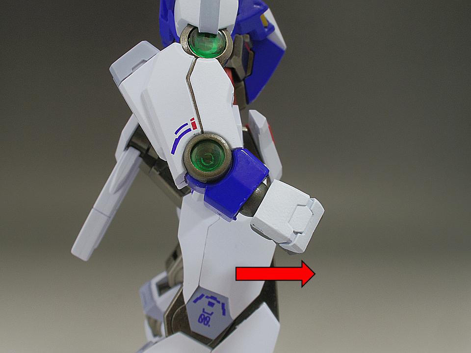 METAL ROBOT魂 ダブルオー ザンライザー46
