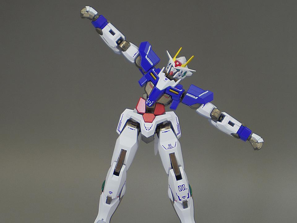 METAL ROBOT魂 ダブルオー ザンライザー73