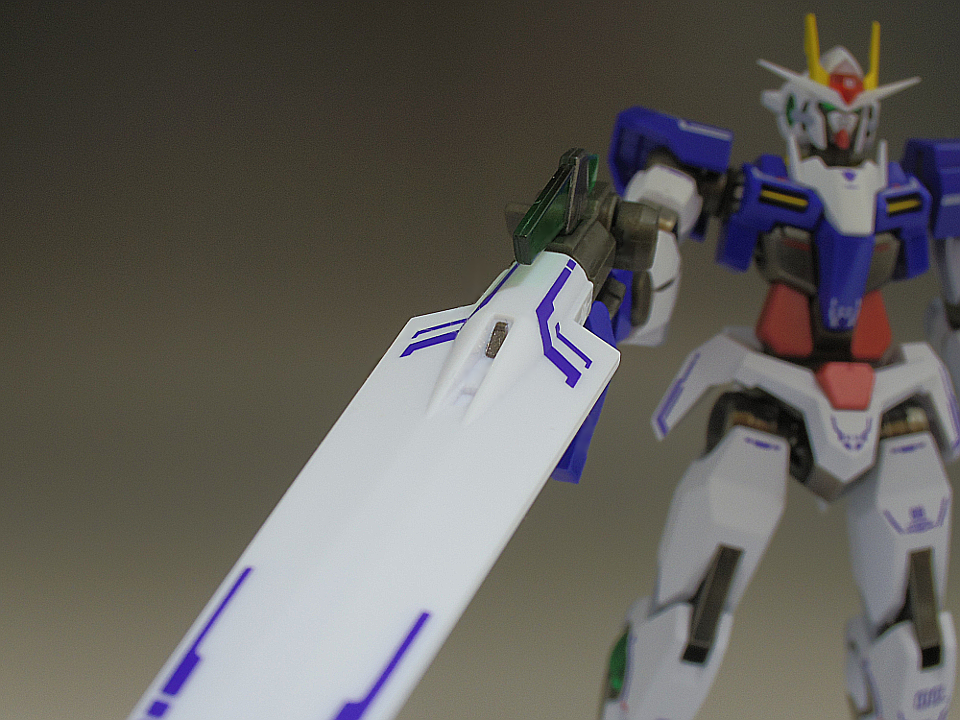 METAL ROBOT魂 ダブルオー ザンライザー64