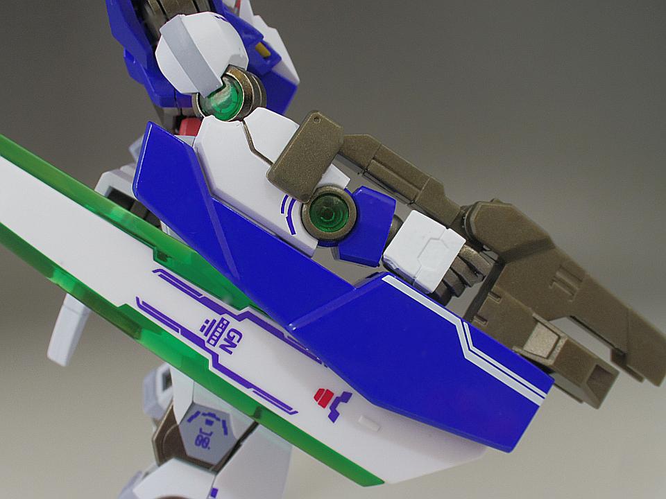 METAL ROBOT魂 ダブルオー ザンライザー67
