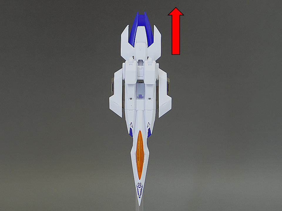 METAL ROBOT魂 ダブルオー ザンライザー92