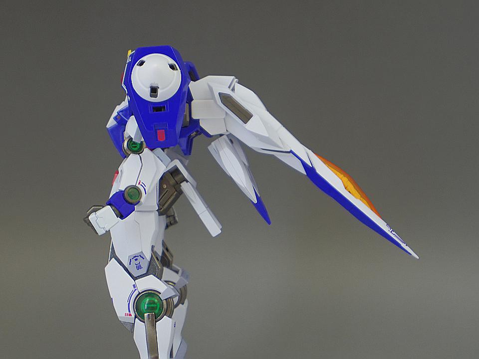 METAL ROBOT魂 ダブルオー ザンライザー95