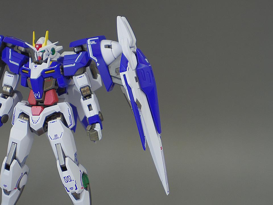 METAL ROBOT魂 ダブルオー ザンライザー96