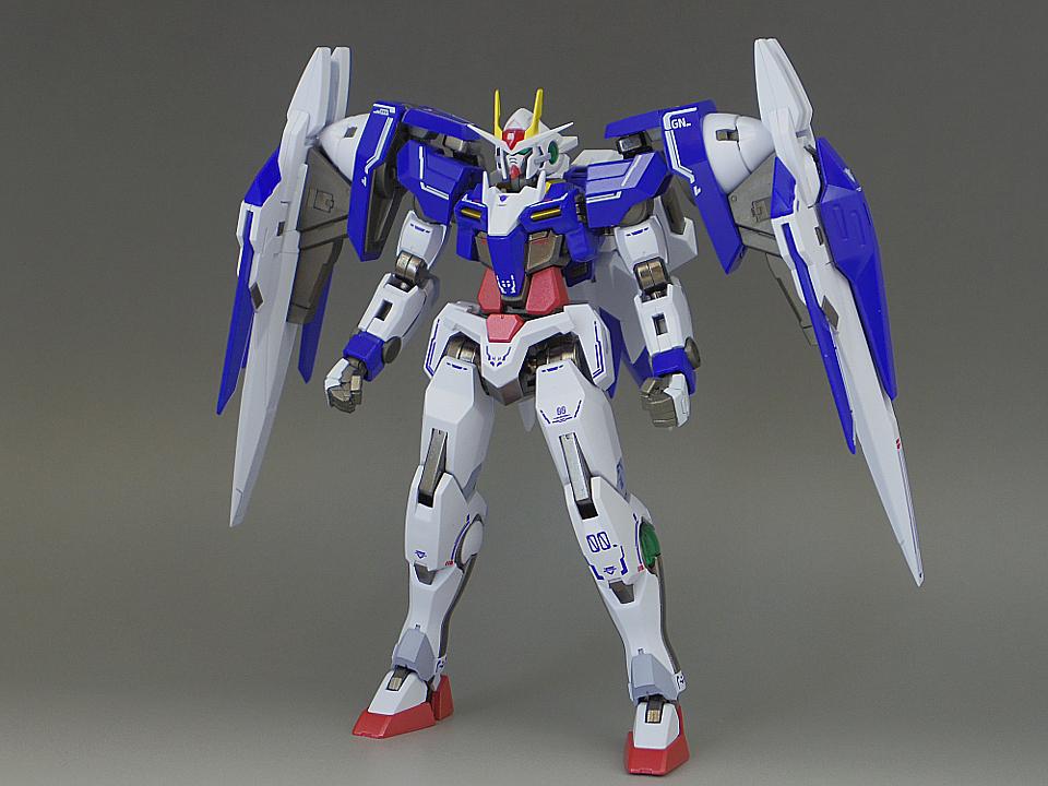 METAL ROBOT魂 ダブルオー ザンライザー97