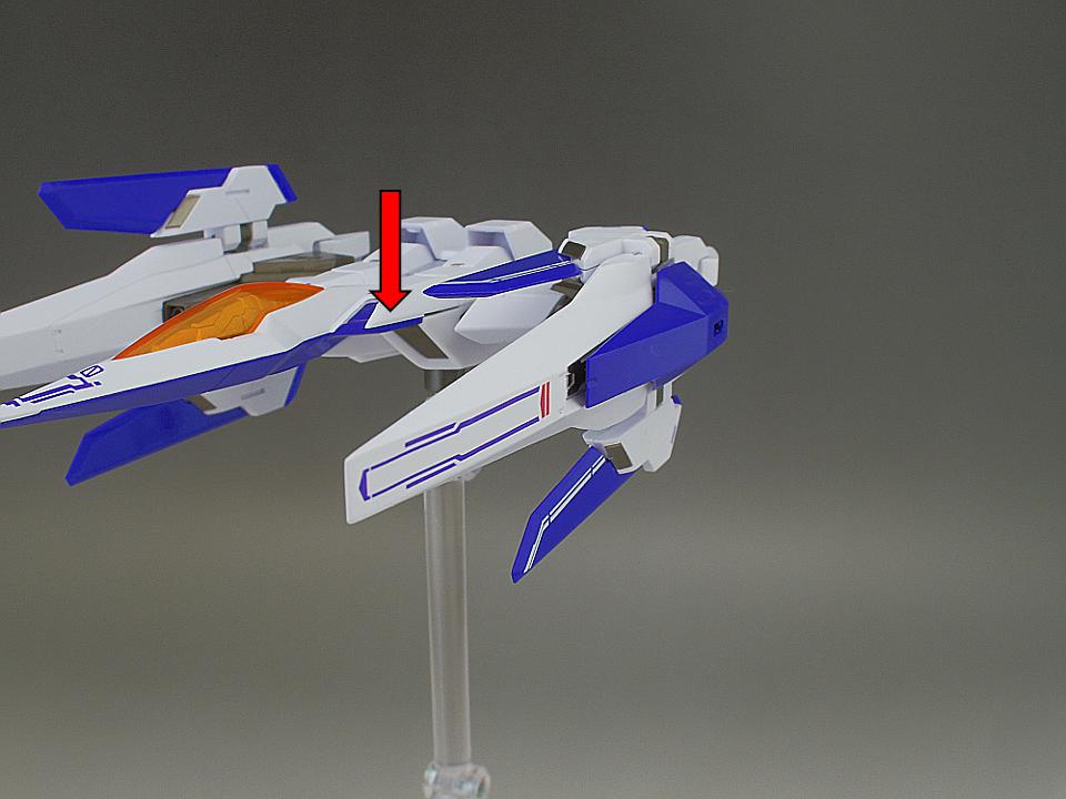 METAL ROBOT魂 ダブルオー ザンライザー82