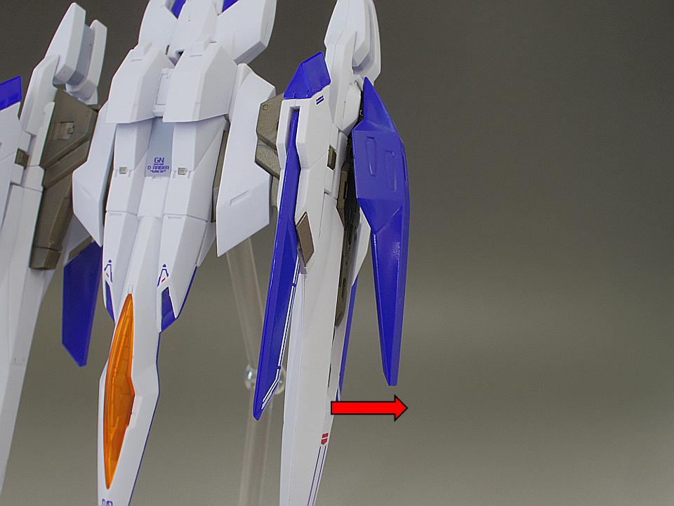 METAL ROBOT魂 ダブルオー ザンライザー86
