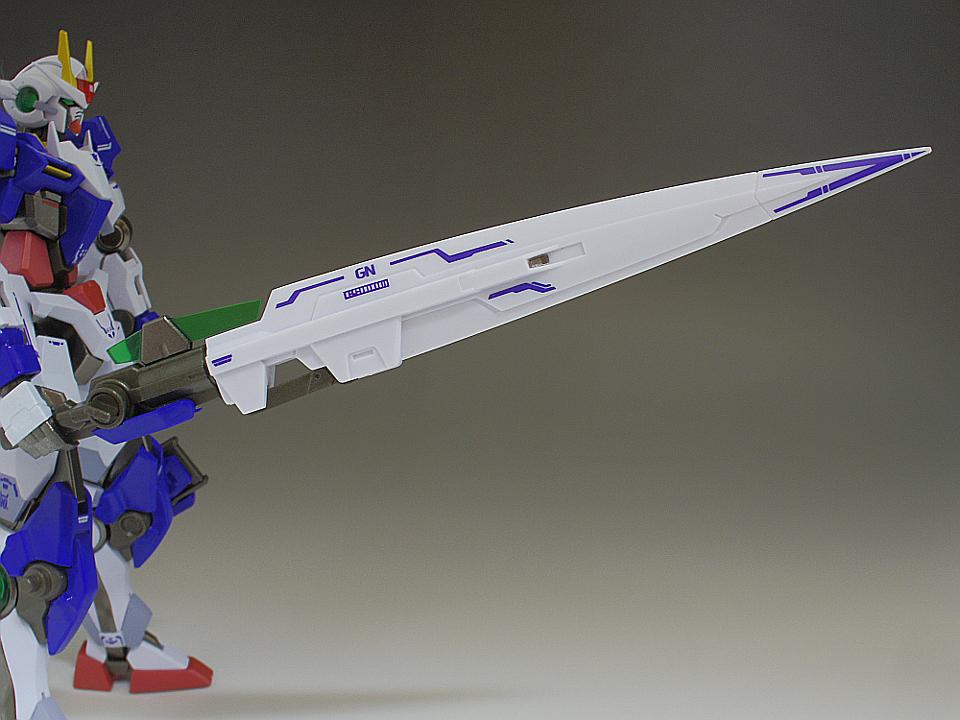 METAL ROBOT魂 ダブルオー ザンライザー118