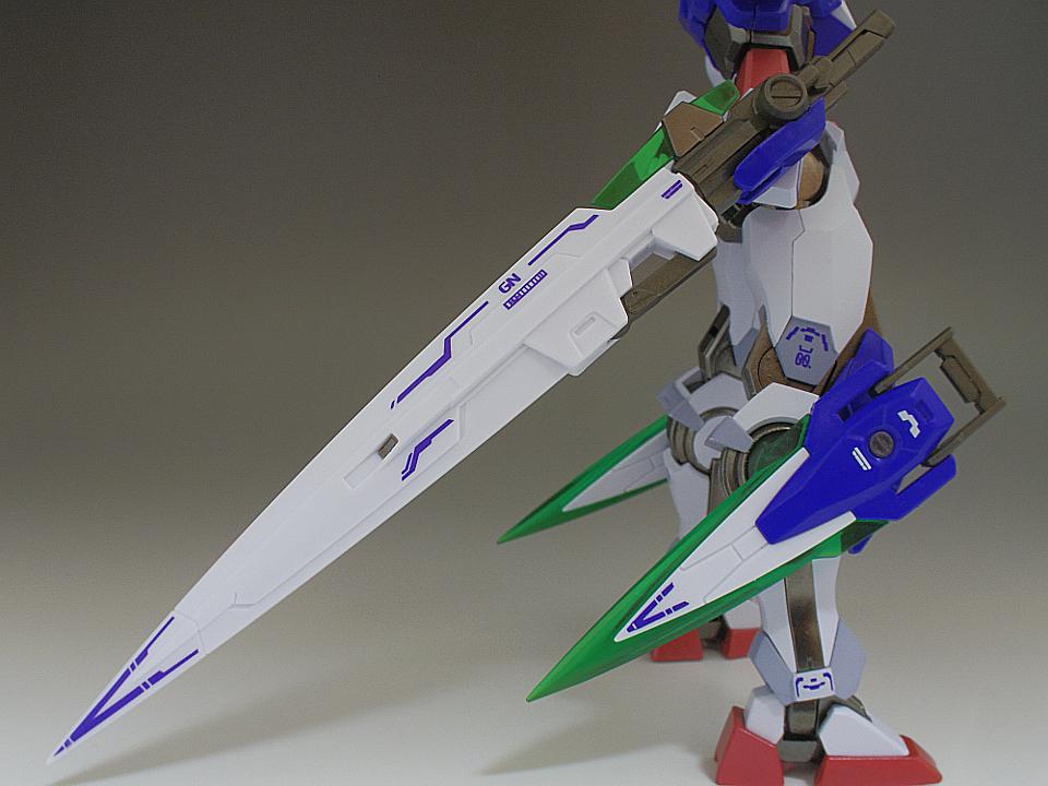 METAL ROBOT魂 ダブルオー ザンライザー121