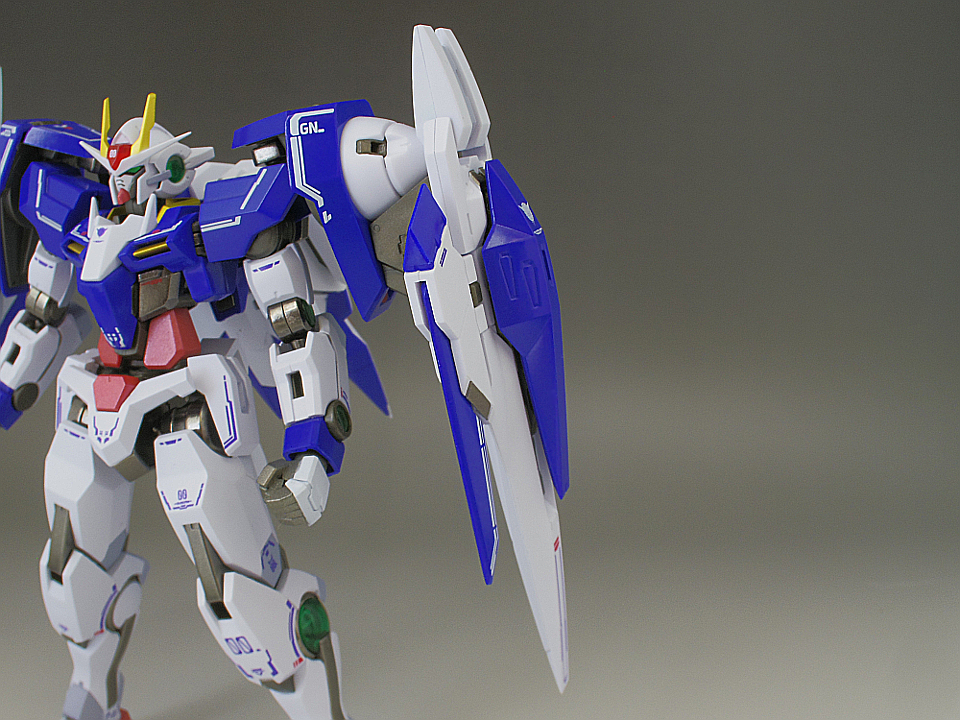METAL ROBOT魂 ダブルオー ザンライザー105