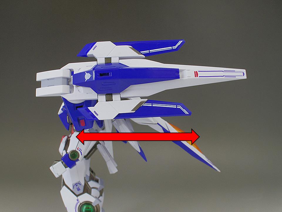 METAL ROBOT魂 ダブルオー ザンライザー107