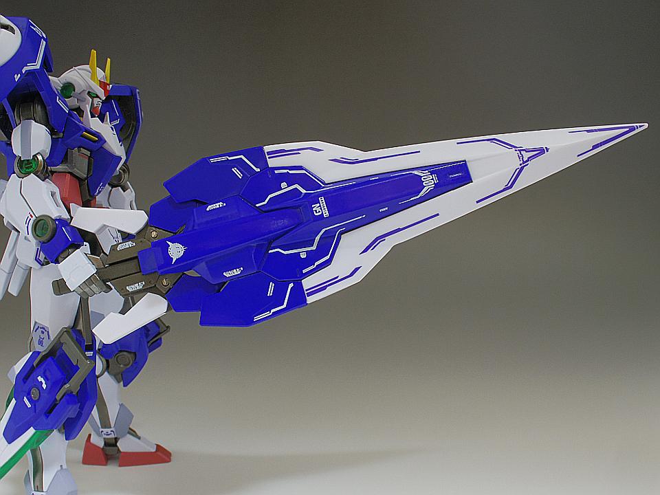 METAL ROBOT魂 ダブルオー ザンライザー130