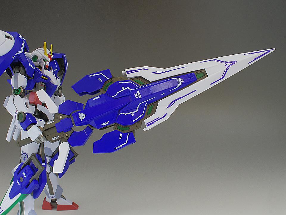 METAL ROBOT魂 ダブルオー ザンライザー131