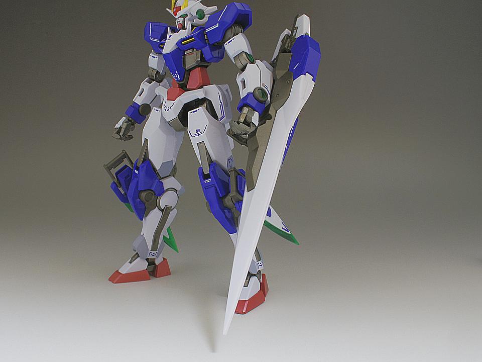 METAL ROBOT魂 ダブルオー ザンライザー132