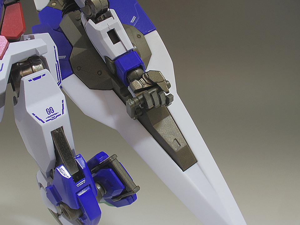 METAL ROBOT魂 ダブルオー ザンライザー133