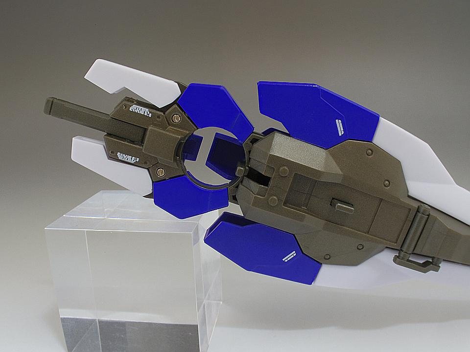METAL ROBOT魂 ダブルオー ザンライザー135