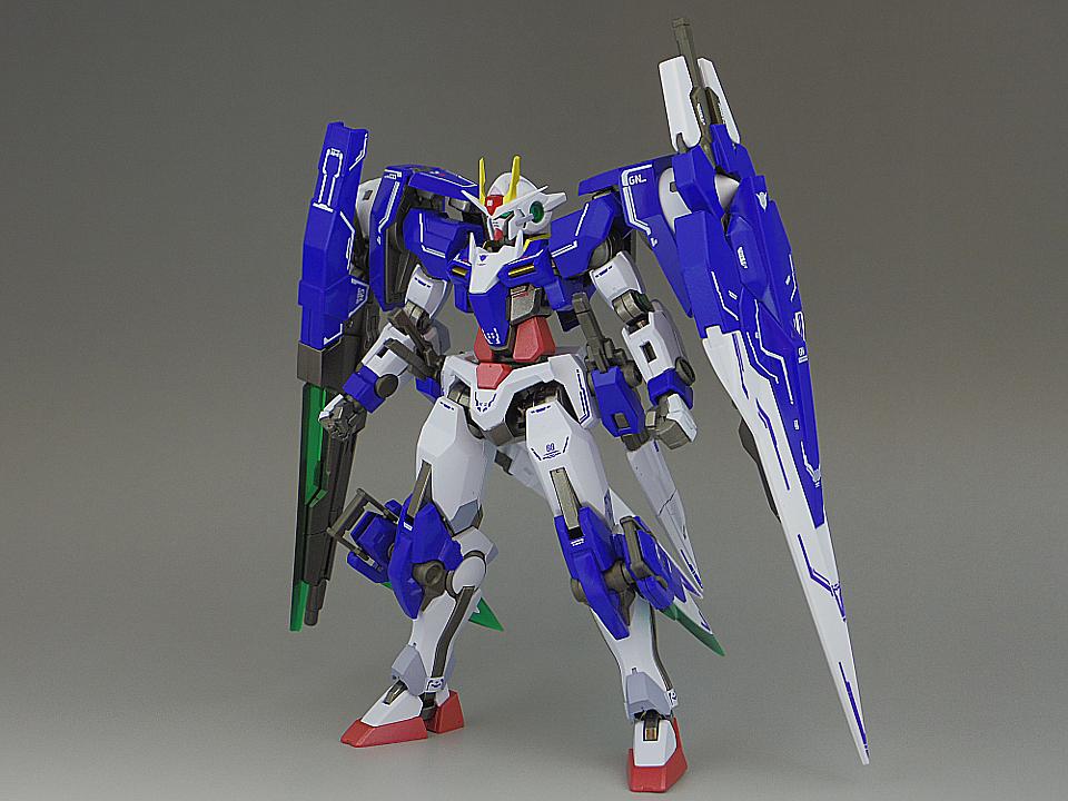 METAL ROBOT魂 ダブルオー ザンライザー136