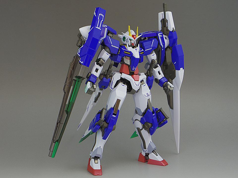 METAL ROBOT魂 ダブルオー ザンライザー137