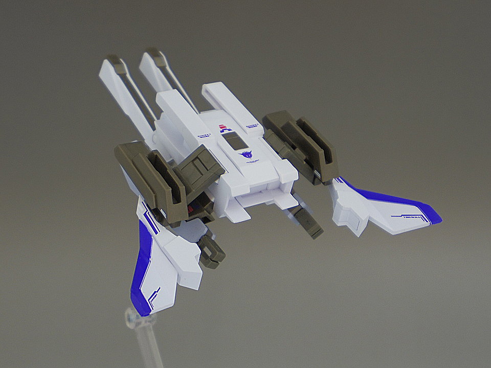 METAL ROBOT魂 ダブルオー ザンライザー141