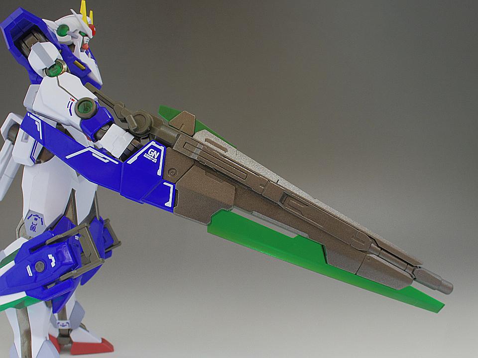 METAL ROBOT魂 ダブルオー ザンライザー123