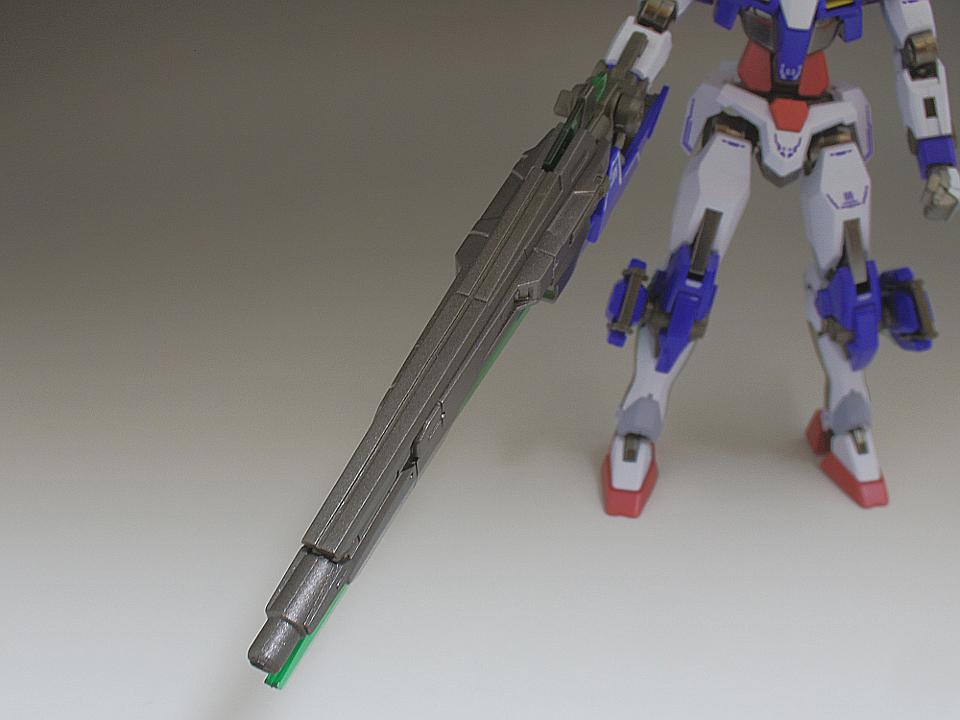 METAL ROBOT魂 ダブルオー ザンライザー125
