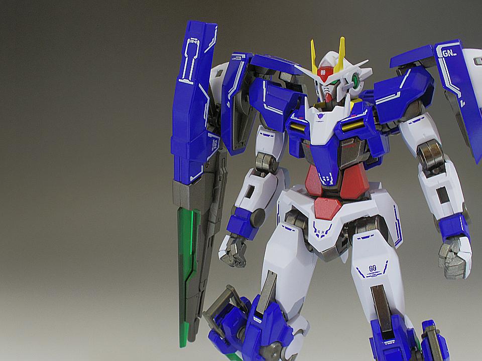 METAL ROBOT魂 ダブルオー ザンライザー128