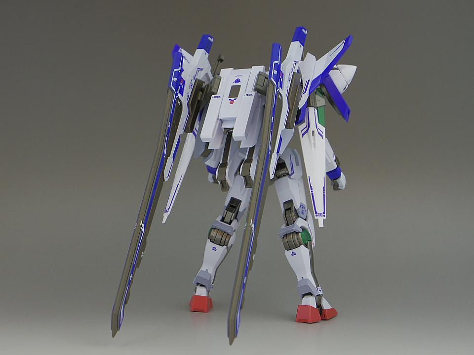 METAL ROBOT魂 ダブルオー ザンライザー155