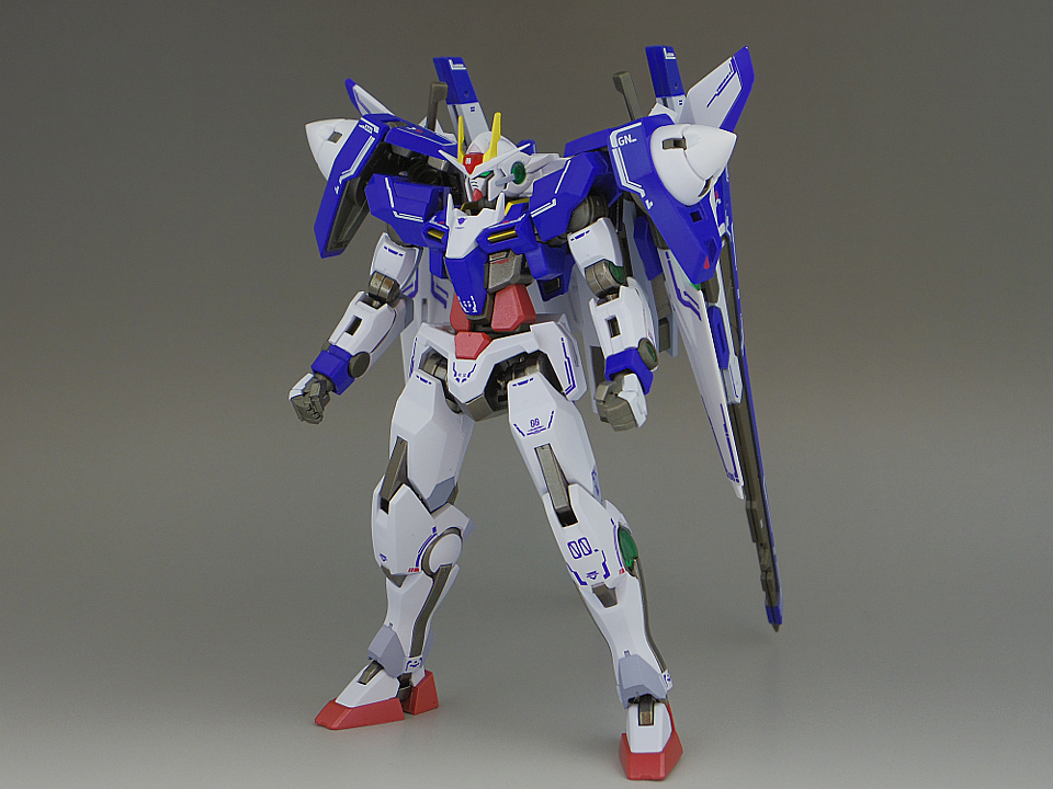 METAL ROBOT魂 ダブルオー ザンライザー154