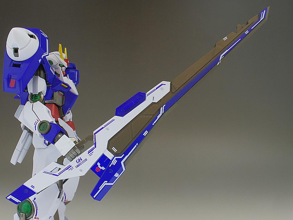 METAL ROBOT魂 ダブルオー ザンライザー156