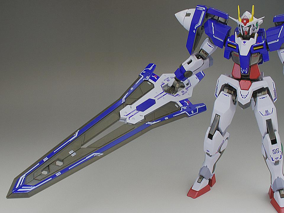 METAL ROBOT魂 ダブルオー ザンライザー157