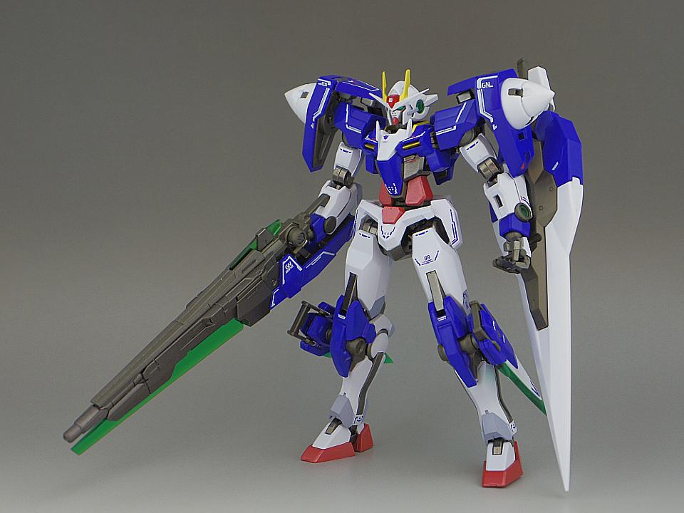 METAL ROBOT魂 ダブルオー ザンライザー164