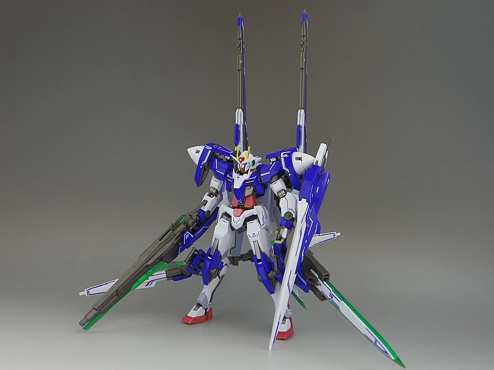 METAL ROBOT魂 ダブルオー ザンライザー165