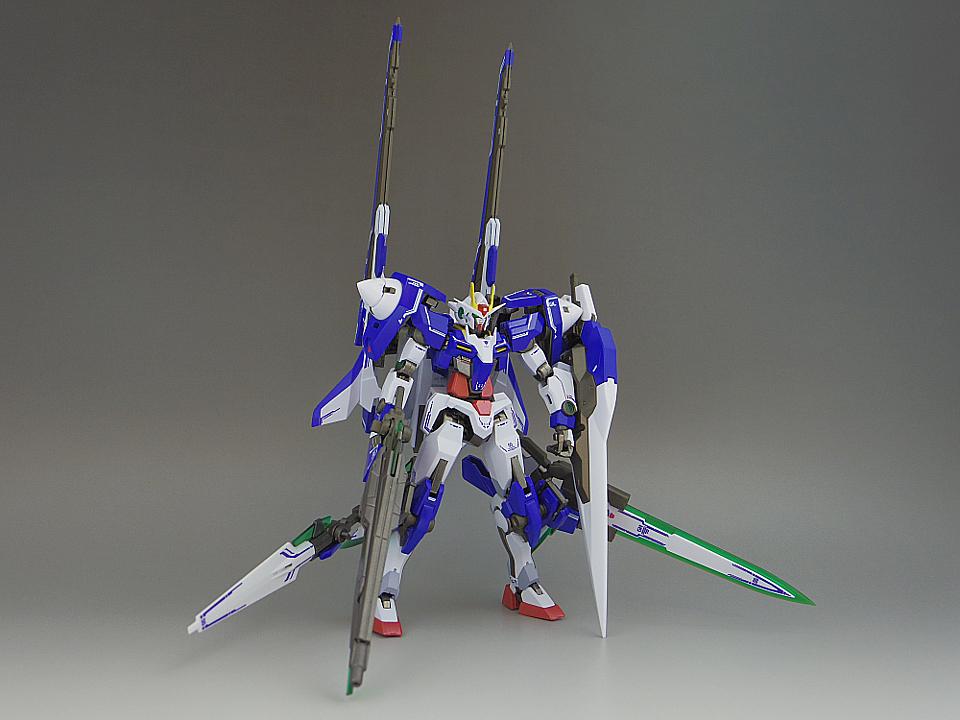 METAL ROBOT魂 ダブルオー ザンライザー166