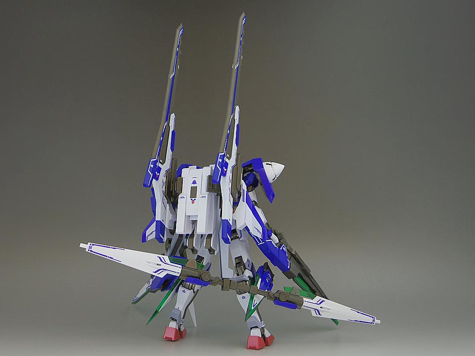 METAL ROBOT魂 ダブルオー ザンライザー168