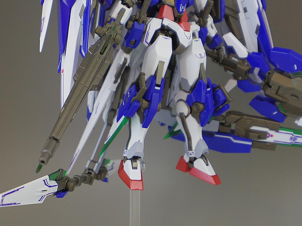 METAL ROBOT魂 ダブルオー ザンライザー199