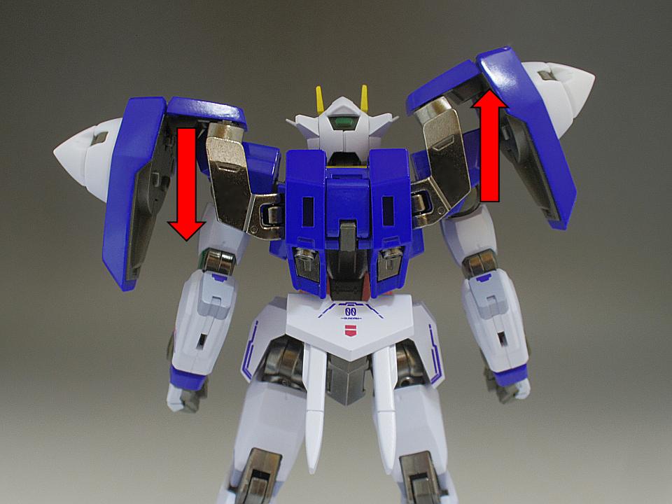 METAL ROBOT魂 ダブルオー ザンライザー200
