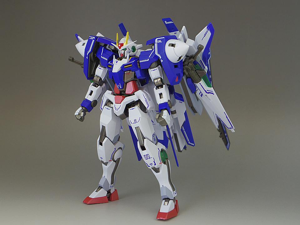 METAL ROBOT魂 ダブルオー ザンライザー182