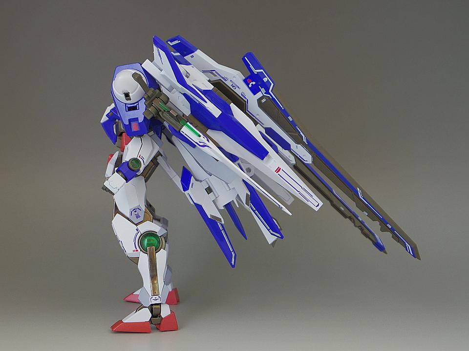 METAL ROBOT魂 ダブルオー ザンライザー183