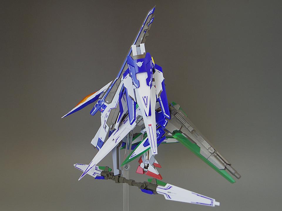 METAL ROBOT魂 ダブルオー ザンライザー190