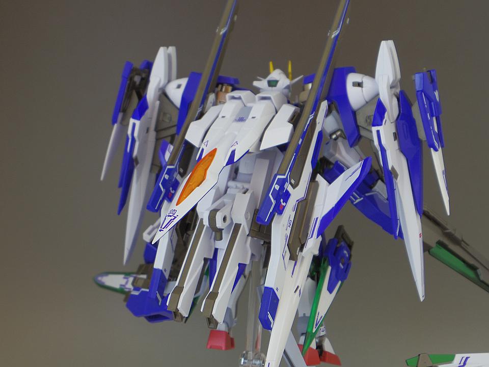 METAL ROBOT魂 ダブルオー ザンライザー191