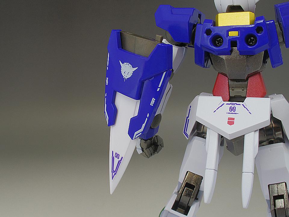 METAL ROBOT魂 ダブルオー ザンライザー203