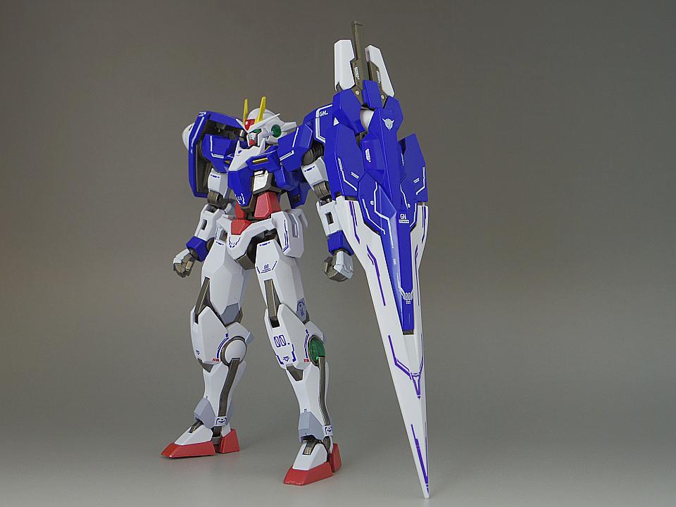 METAL ROBOT魂 ダブルオー ザンライザー205